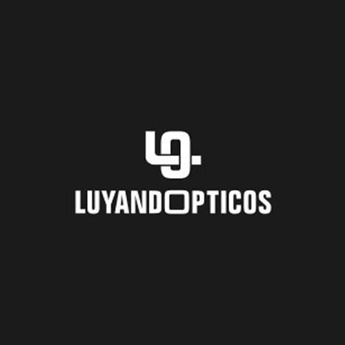 Luyando opticos Urduña logotipoa