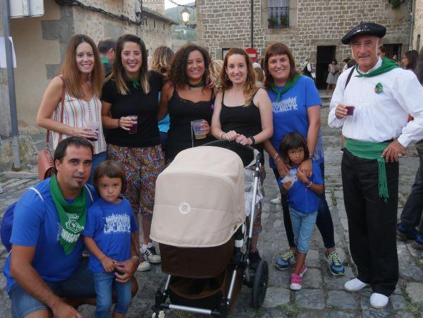 Ana Perezen pregoiari jarraiki, festarekin gaztetu da Artziniega - 18