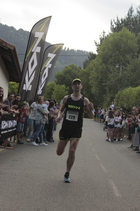 Jon Durana eta Maider Urtaran garaile San Joan Astobitzako krosean - 47