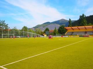 Umeentzako futbol 11 txapelketa Orozkon