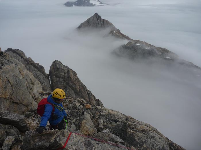 [UDARIKLIK] Groenlandian eskalatzeko icebergak ekidin behar izan ditu Zigor Egiak - 8