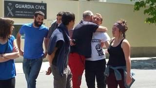 Espainiako Entzutegi Nazionalera eramango dute bihar atxilotuta Galder Barbado Bonilla, sabotaje batzuk egitea egotzita