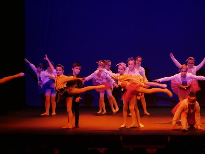 Ballet gala, San Fillippo sindromearen alde - 32