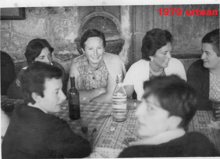Arrankudiagako Andra Mari Jaiak 70 eta 80. hamarkadetan - 19