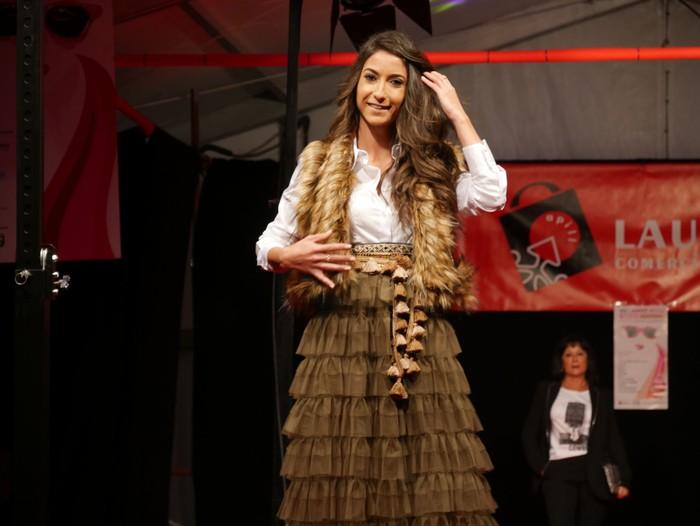 """Herritarrak """"modelo afizionatu"""", Laudio moda desfilean - 24"""