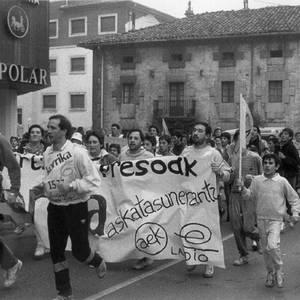 Korrika 6 (1989) Aiaraldea