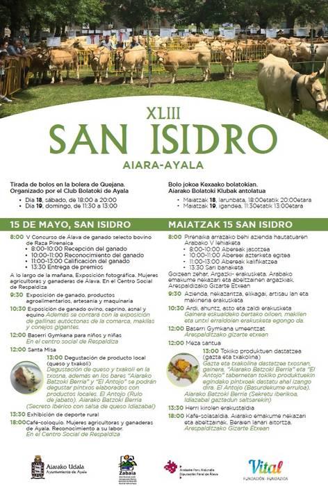 San Isidro azoka