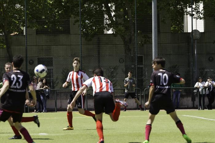 CD Laudioko gazteek lortu dute sailkapena Euskal Ligako play-offak jokatzeko - 50