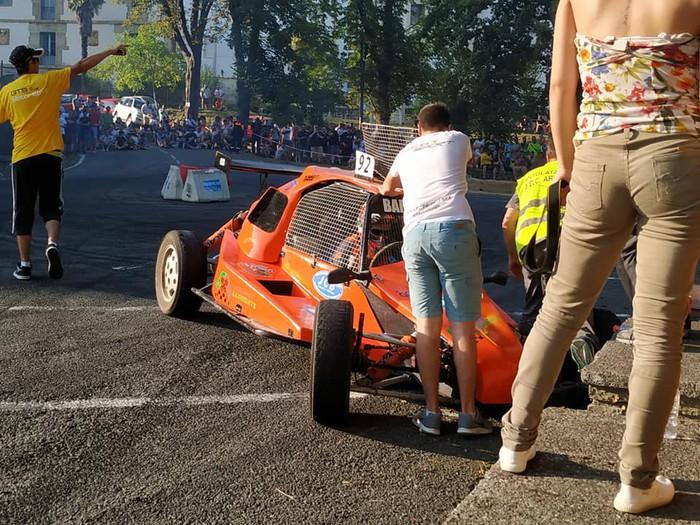 Motorshow topaketek auto klasiko mordoa batu zituzten - 2