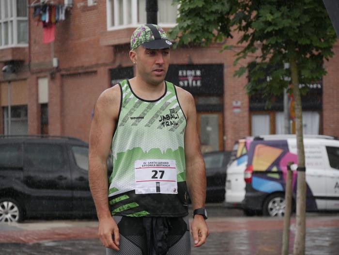 Marian Torio eta Iñaki  Isasi garaile Erronka Bertikalean - 15