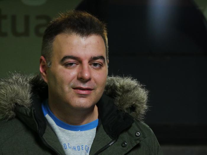 """""""Gaurkotasuna eta lirika nahastu nahi izan ditut, nire estilo erromantikoa gai sozialekin uztartuta"""""""