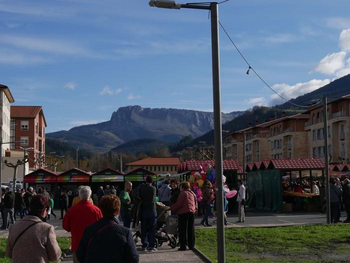 Terreña arraza eta idiskoak nagusi, Orozkoko Santa Luzia azokan - 42