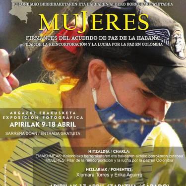 Emakumeak: Habanako bake hitzarmenaren emakume sinatzaileak