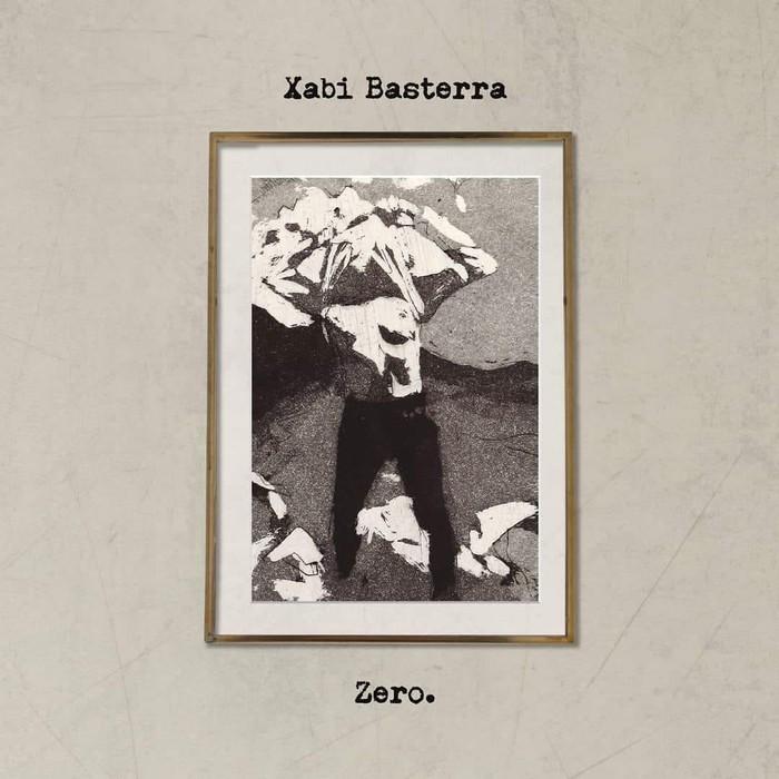 """Xabi Basterraren """"Zero."""" diskoaren portada"""