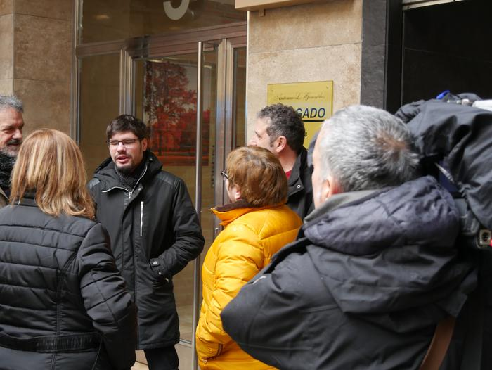 """Lander Martinez: """"Podemos bozkatzeko aukera egongo da Laudion udal hauteskundeetan"""" - 8"""