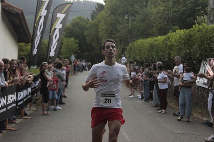 Jon Durana eta Maider Urtaran garaile San Joan Astobitzako krosean - 41