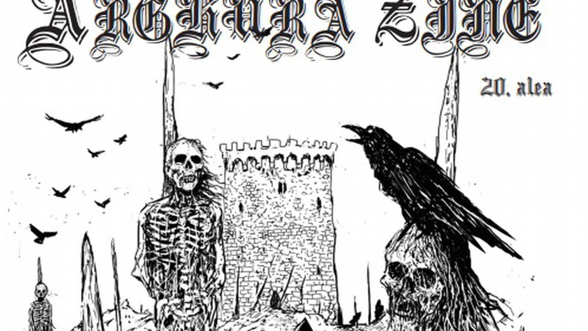 Arghura fanzinearen 20. zenbakia plazaratu dute itxialdian