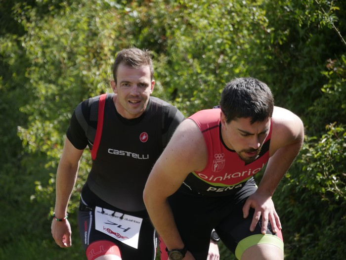 Zuriñe Frutosek eta Iñaki Isasik irabazi dute Aiarako Mendi Duatloia - 38
