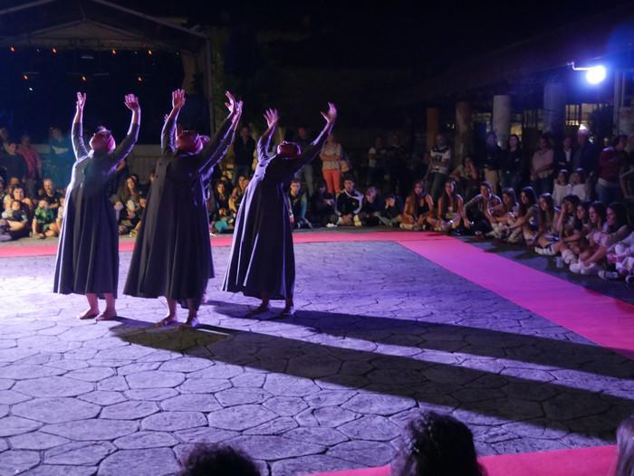 """Aldarria eta orotariko ekintzak batu zituen """"Zapatu moreak"""" - 4"""