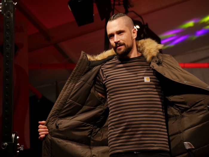 """Herritarrak """"modelo afizionatu"""", Laudio moda desfilean - 202"""