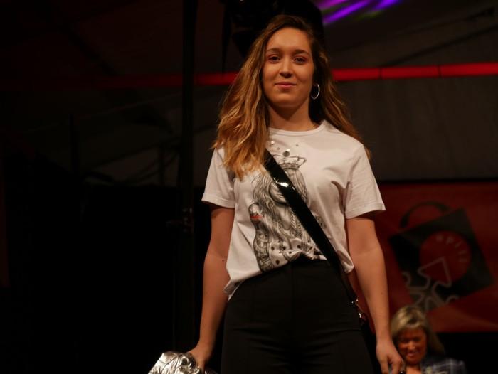 """Herritarrak """"modelo afizionatu"""", Laudio moda desfilean - 162"""