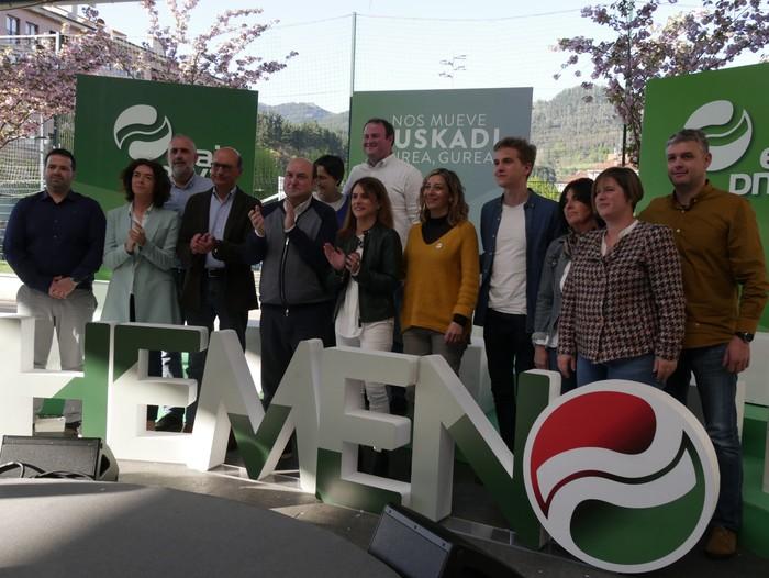 """Senatuan """"Araba eta Euskadiren interesak"""" defendatzeko prest azaldu da Almudena Otaola - 3"""