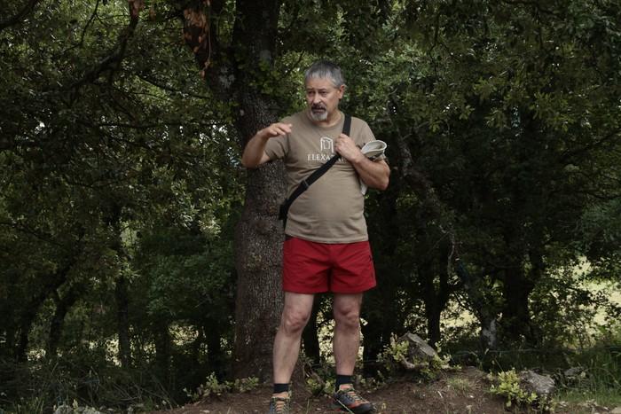 Gure Esku Dagok erabakitzeko eskubidea aldarrikatu zuen Oletako zelaietan - 29