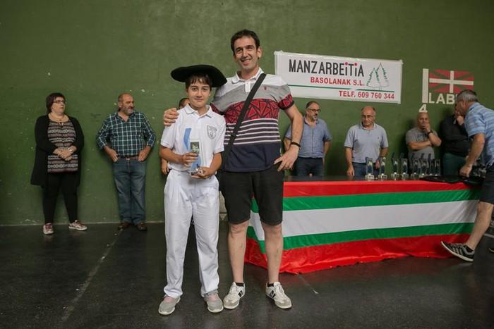 Herriko pilota txapelketa jokatu zuten asteburuan - 46