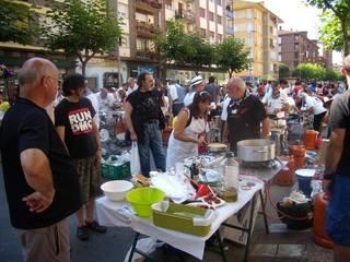 ARGAZKI GALERIA: Untxi eta patata tortillako lehiaketa gastronomikoa