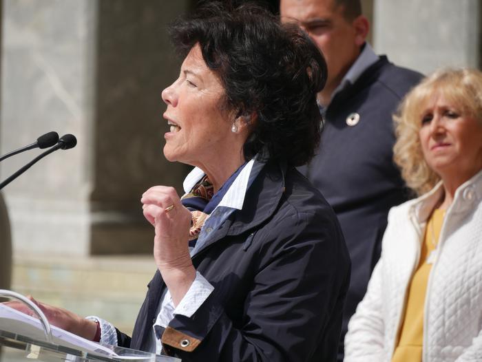 Isabel Celaák ziurtatu du egun gutxi barru konponduko dutela behin betiko Nerbioiko saneamenduaren arazoa - 10