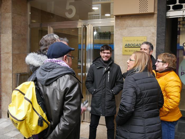 """Lander Martinez: """"Podemos bozkatzeko aukera egongo da Laudion udal hauteskundeetan"""" - 5"""