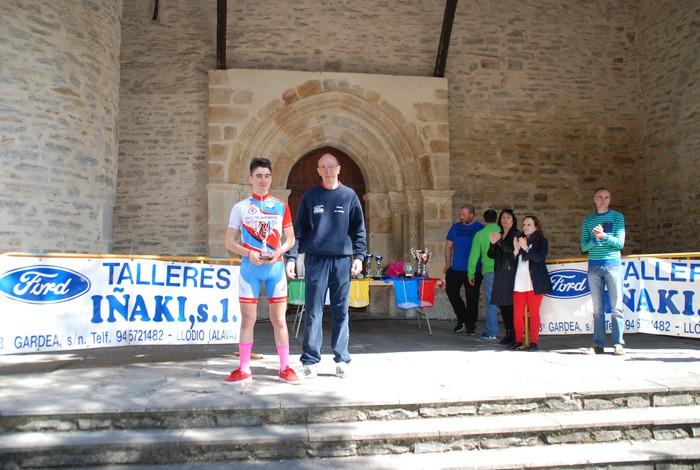 Ivan Romeok eta Olatz Caminok irabazi dute Aiara Birako aurtengo edizioa - 12