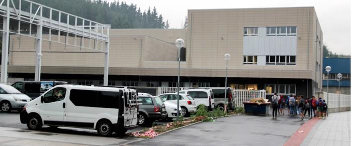 Ugaoko institutua erabiltzeko aukera izango dute Arrankudiaga-Zolloko gazteek