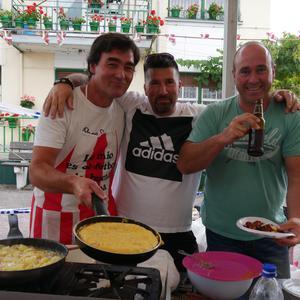 Gastronomia izaten ari da San Bartolome Jaietako menuaren osagai nagusia