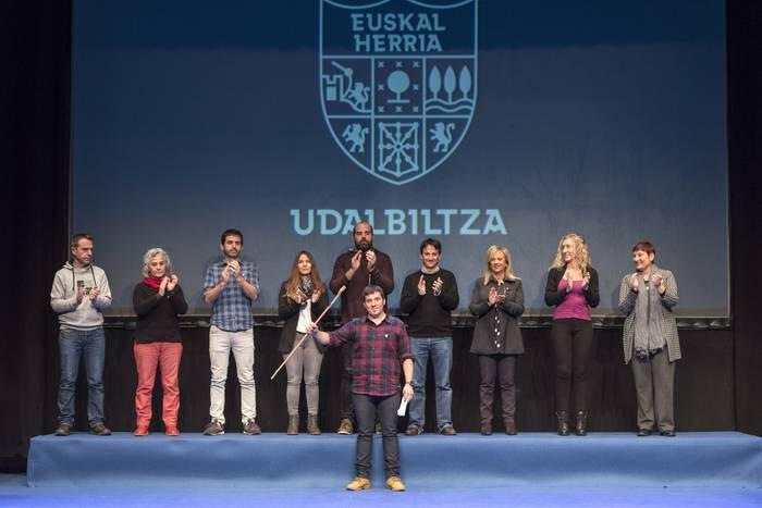 Jabi Asurmendi izendatu dute Udalbiltzako lehendakari