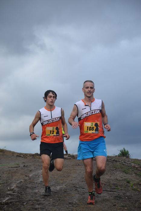 Iñaki Isasi eta Maider Urtaran izan ziren irabazleak Areta Trail probaren III. edizioan - 183