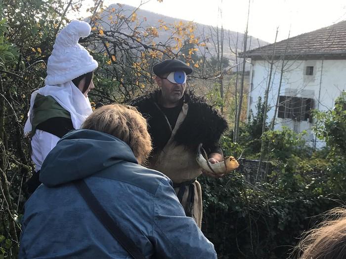 Asteburu bete ekintza burutu dute Aiaran, euskararen alde - 24