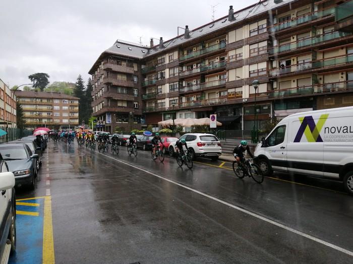 Aiaraldea zeharkatu du Euskal Herriko Itzuliak - 7