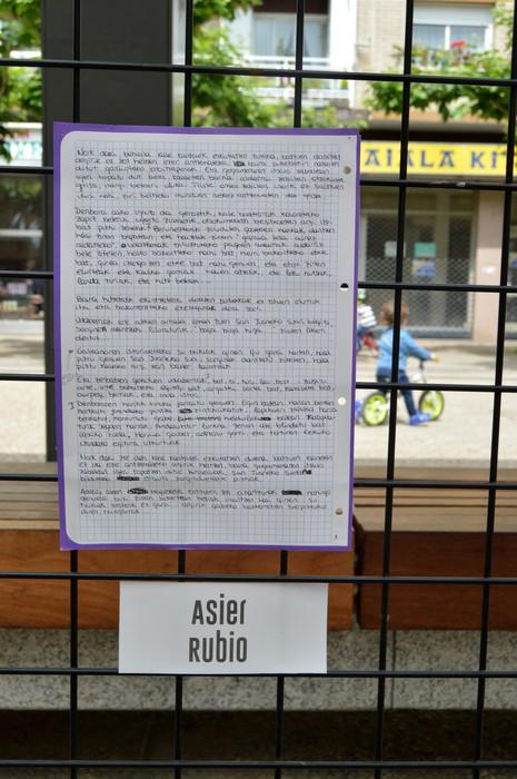 Goizetik gauerarte luzatu da Amurrioko Gazte Asanbladaren 11.urteurrena - 15