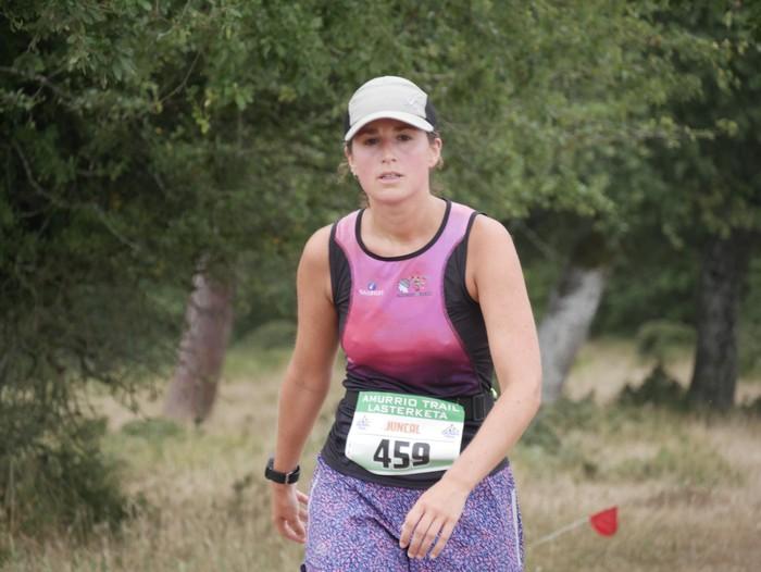 Beatriz Delgado eta Jon Vegas garaile Amurrio Trail Lasterketaren VIII. edizioan - 40