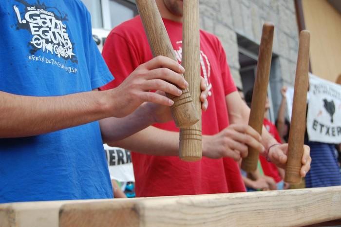 Arrankudiagako Jaiak 2011: Txupinazoak herria festaz jantzi du  - 5