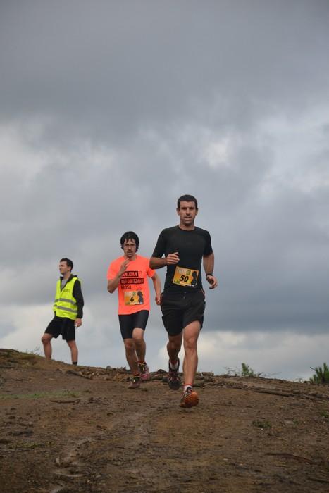 Iñaki Isasi eta Maider Urtaran izan ziren irabazleak Areta Trail probaren III. edizioan - 202