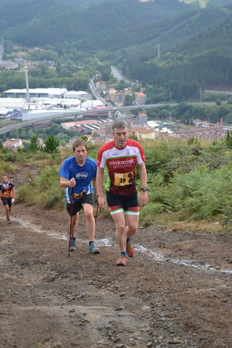 Iñaki Isasi eta Maider Urtaran izan ziren irabazleak Areta Trail probaren III. edizioan - 54