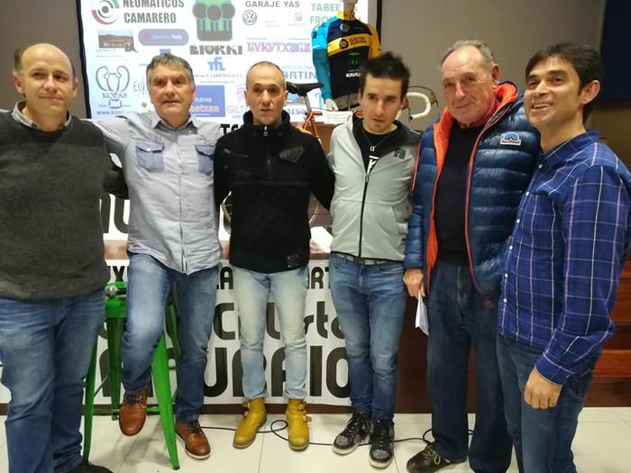 Igor Antonen solasaldia, Amurrioko Txirrindulari Elkartearen urtemugaren pizgarri - 7