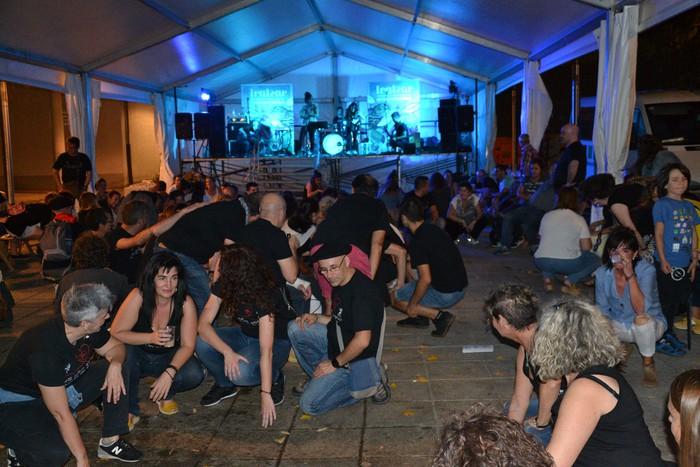 Untzueta dantza taldeak 35. urteurrena ospatu zuen atzo - 3