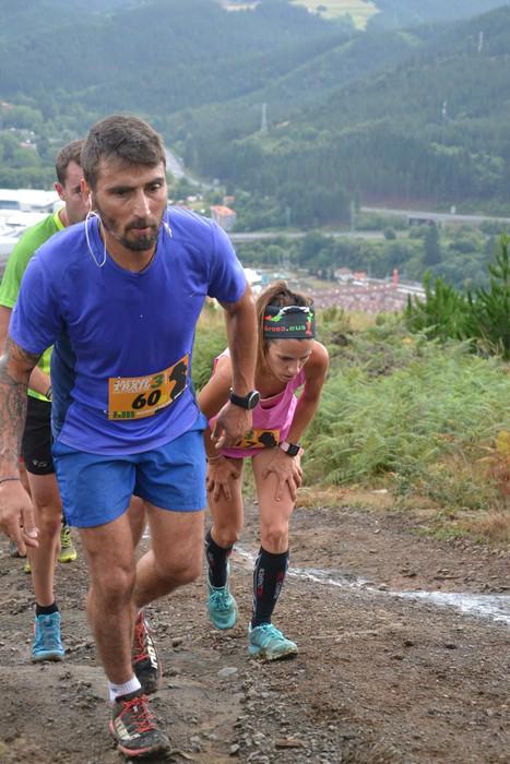Iñaki Isasi eta Maider Urtaran izan ziren irabazleak Areta Trail probaren III. edizioan - 71