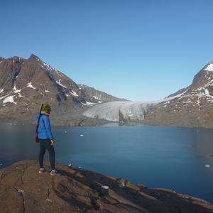 [UDARIKLIK] Groenlandian eskalatzeko icebergak ekidin behar izan ditu Zigor Egiak