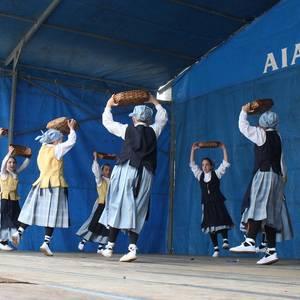 Aiarako Jaiak 2012: Dantzak