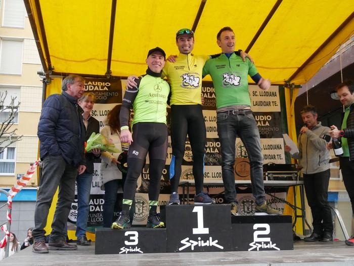 David Bustok irabazi du Laudioko XI. Master Klasikoa - 23