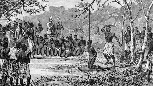 Afrikaren banaketa eta Kongoko genozidioa